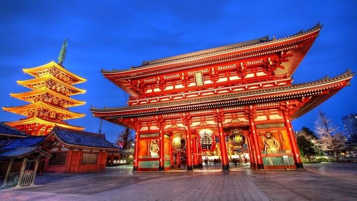 Tokio-templo