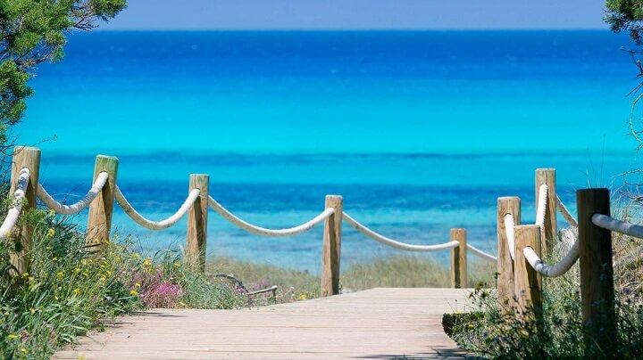 Formentera-playa
