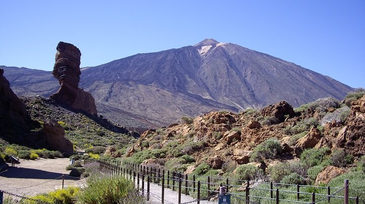 Teide-montana-Tenerife