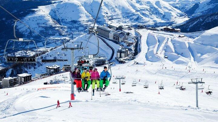 esqui-estacion
